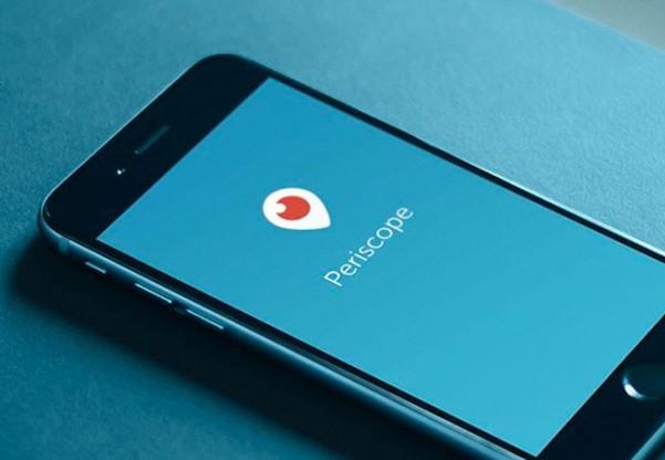 Periscope претендует на роль основного источника информации в всем мире